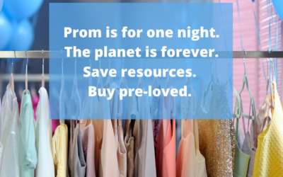 Pre-Loved Prom Shop Launch