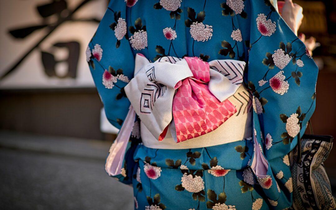 23rd June – Upcycled Kimono (2hr)