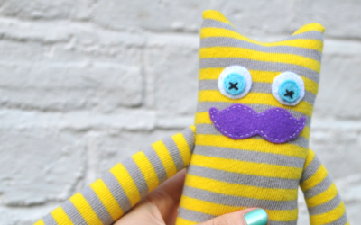 Sock Monsters!  (adult free with a child)