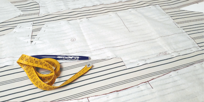 Choosing and Following a Sewing Pattern